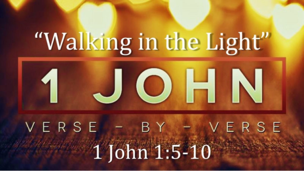 1 John 1:5-10