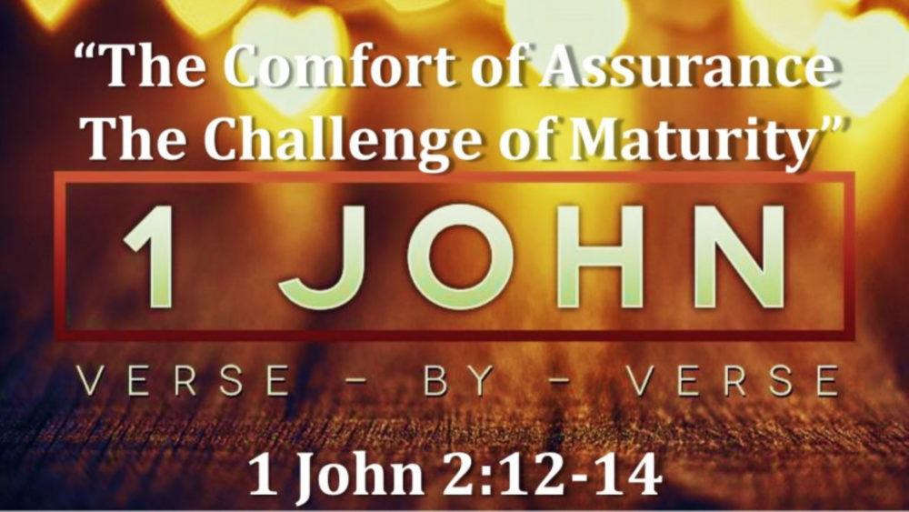 1 John 2 V12-14
