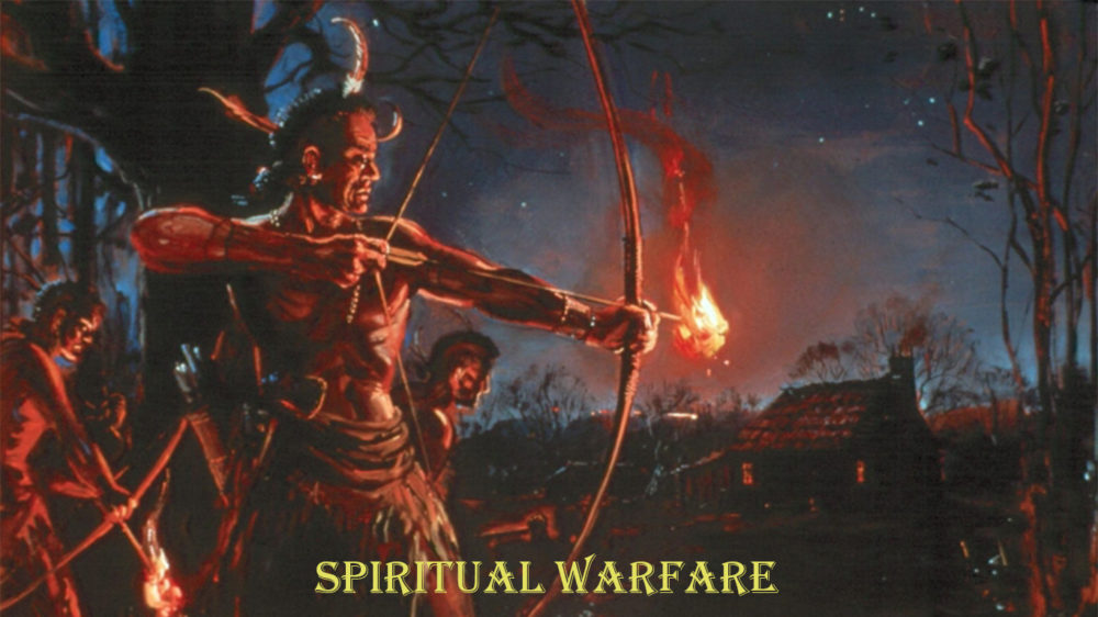 Spiritual Warfare Part 1 Image