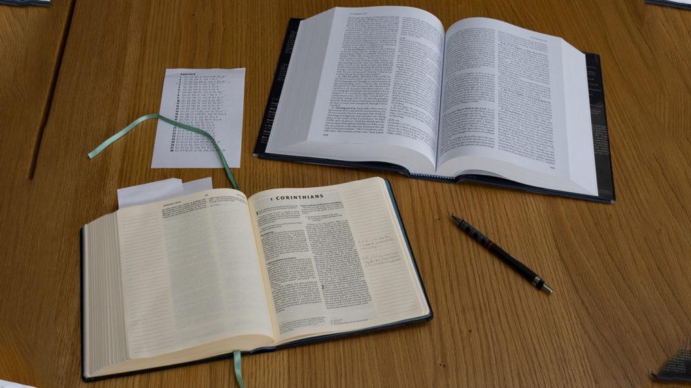 Bible Study - 1 Corinthians 5 - 18/08/20